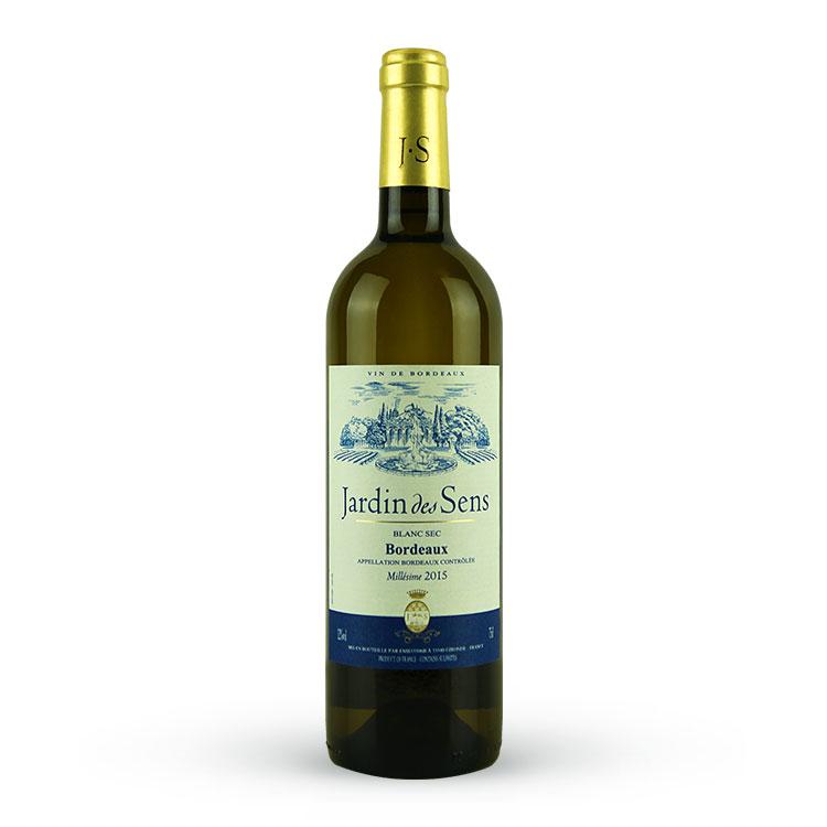 佳颂庄园波尔多干白葡萄酒(6支装)