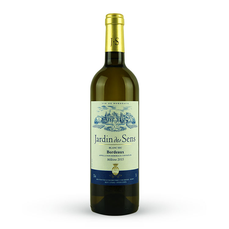 佳颂庄园波尔多干白葡萄酒