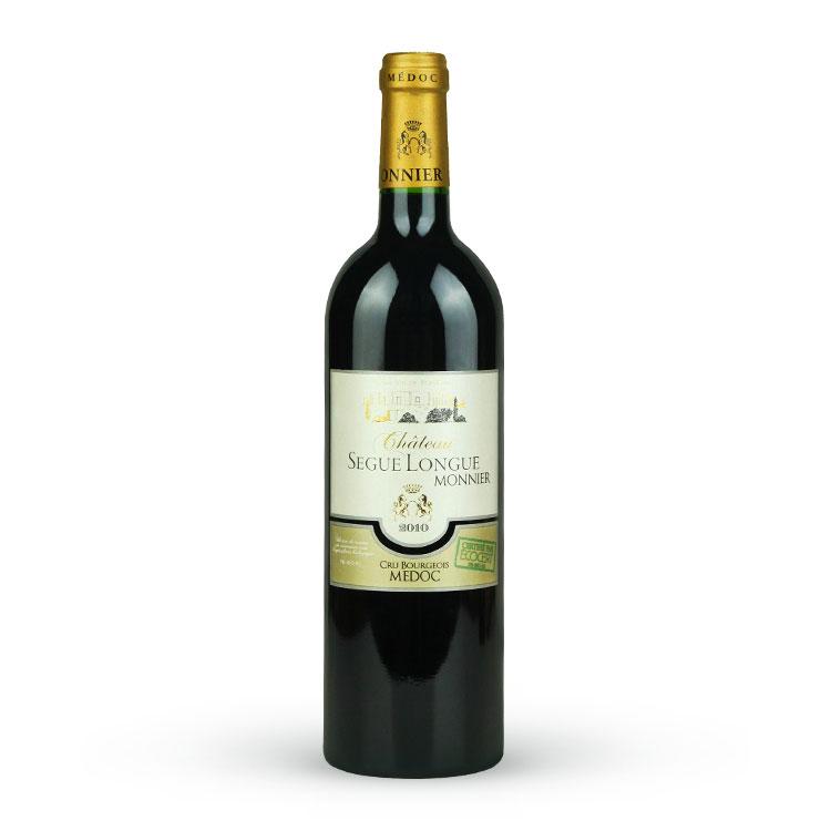塞格莫尼干红葡萄酒